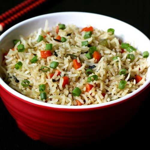 Veg. Fried Rice